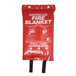 Exelgard Fire Blanket 1800 x 1200mm