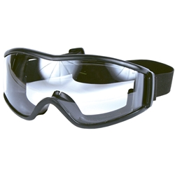Blue Rapta Omega Safety Goggles