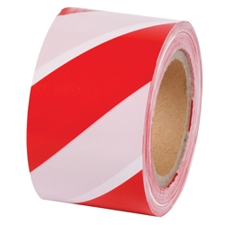 Red & White D/Sided 100m Barrier Tape