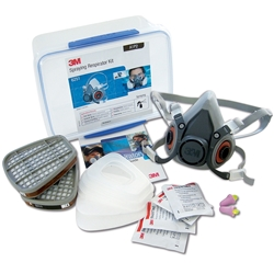 3M™ Spraying Respirator Kit 6251, (A1P2)