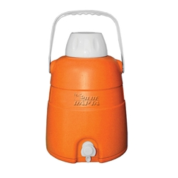 Blue Rapta 5L Orange Cooler Jug w/ Tap