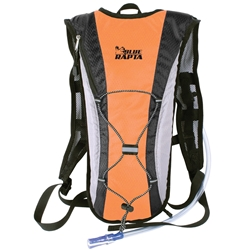 Blue Rapta 2L Hydration Pack Hi Vis Orange