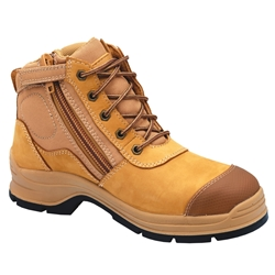 Blundstone 318 Z/Sided Ankle Safety Boots