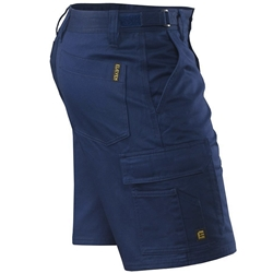 ELEVEN Workwear Essential Drill Cargo Work Short