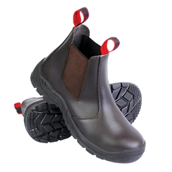 Ubewt E/Sided Steel Capped Safety Boots