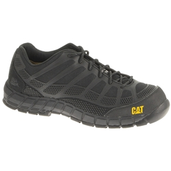 CAT® Footwear Black Streamline Composite Toe Safety Runners