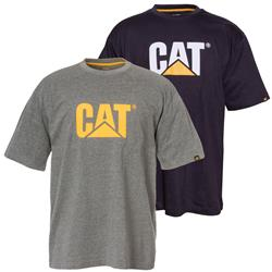 CAT® Workwear Trademark Print S/S T-Shirt 1510305