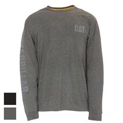 CAT® Workwear Custom Banner Long Sleeve T-Shirt