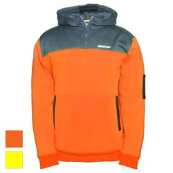 CAT® Workwear Hi-Vis Hooded Sweat