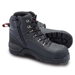 John Bull Crow 2.0 Zip Side TPU Toe Safety Boots