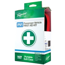 Trafalgar PV1 Passenger Vehicle First Aid Kit B-876474