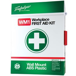 Trafalgar TFA WM1 Workplace ABS Case Kit 876479NZ