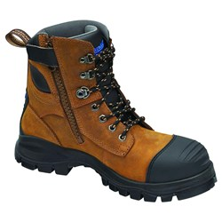 Blundstone Zip Side TPU Toe Safety Boot 983