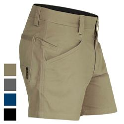 ELEVEN Workwear 4 Inch Chizeled Work Short