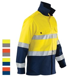 ELEVEN Workwear AeroCOOL Spliced Hi-Vis Bio-Motion 3M™