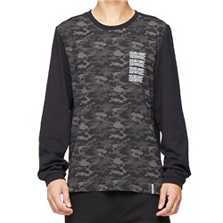 HAWKE Workwear Hidden Camo L/S T-Shirt