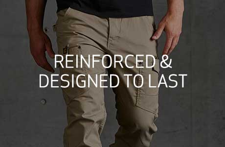 Reinforced and designed to last