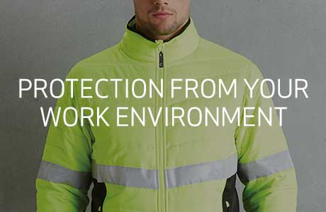 Protection from your work environment