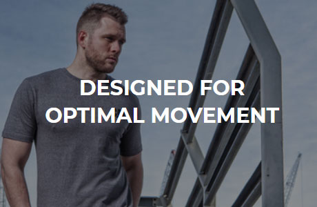 Designed for Optimal Movement
