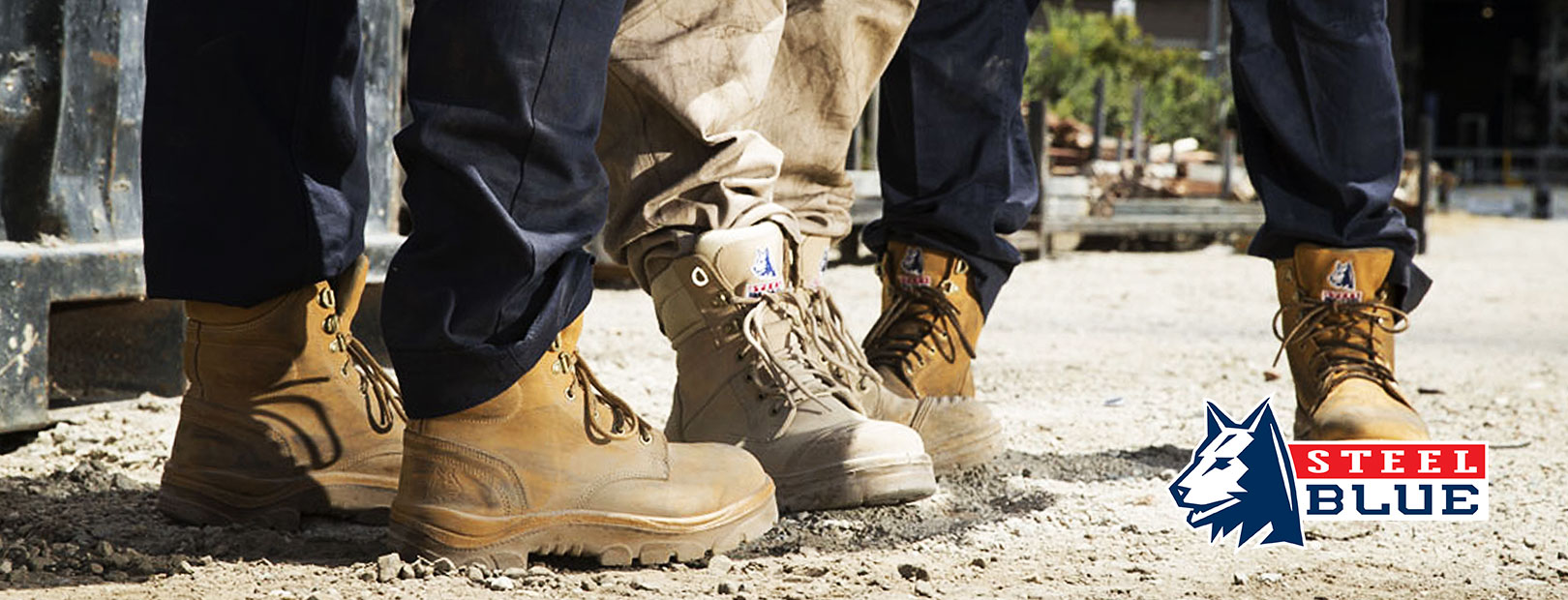 Steel Blue Work Boots and Footwear at RSEA Safety NZ - The Safety Experts